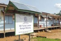 SD Tunas Lestari Sungai Basung